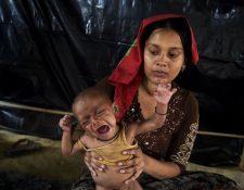La desnutrición es un problema que afecta a más de 150 millones de niños en todo el mundo, según la OMS.