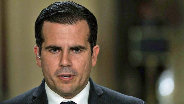 Pese a las protestas, Roselló ha dicho que no piensa renunciar. GETTY IMAGES