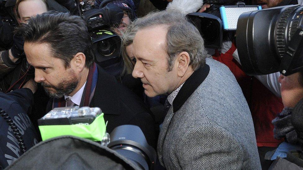 Kevin Spacey: desestiman cargos en el único caso criminal por asalto sexual contra el actor