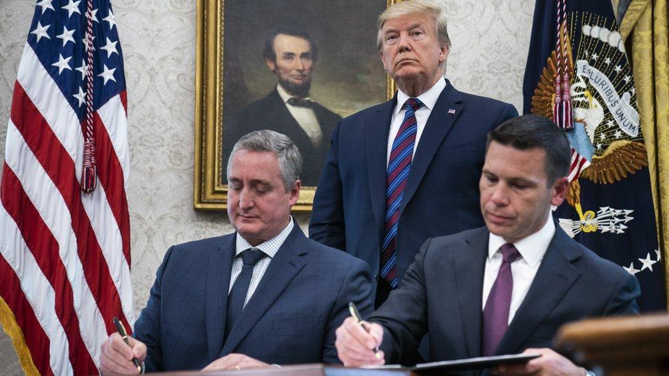 Esta será la agenda que traerá el secretario de seguridad de Trump a Guatemala