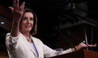 Nancy Pelosi es la vocera del Congreso de Estados Unidos (Foto Prensa Libre: AFP)