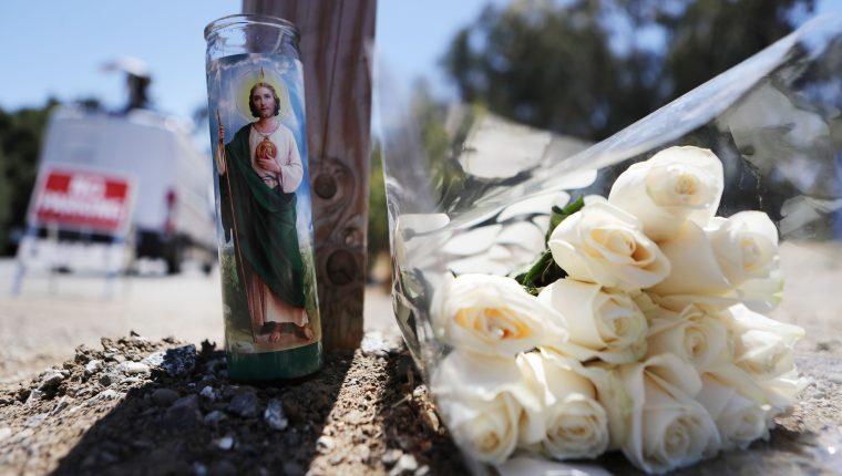 El Garlic Festival terminó con un tiroteo protagonizado por un joven de 19 años. (Foto Prensa Libre AFP)