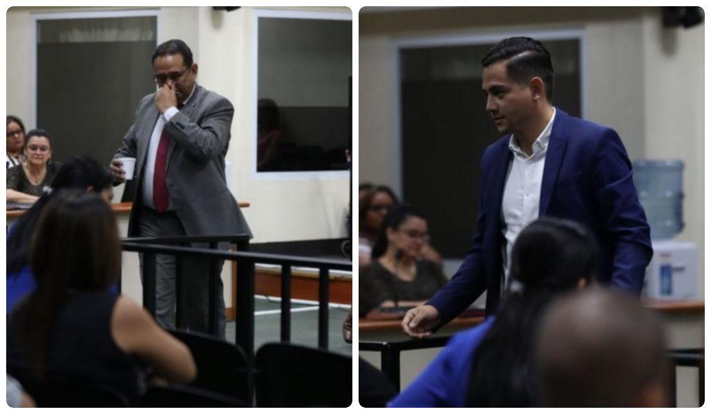 """Anuncian fecha para sentencia: Entre lágrimas, Samuel Morales pide su """"absolución total"""""""