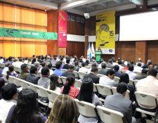 Anacafé llevó a cabo un seminario sobre cómo aplicar el trabajo a tiempo parcial en el sector cafetalero. (Foto Prensa Libre: Cortesía)