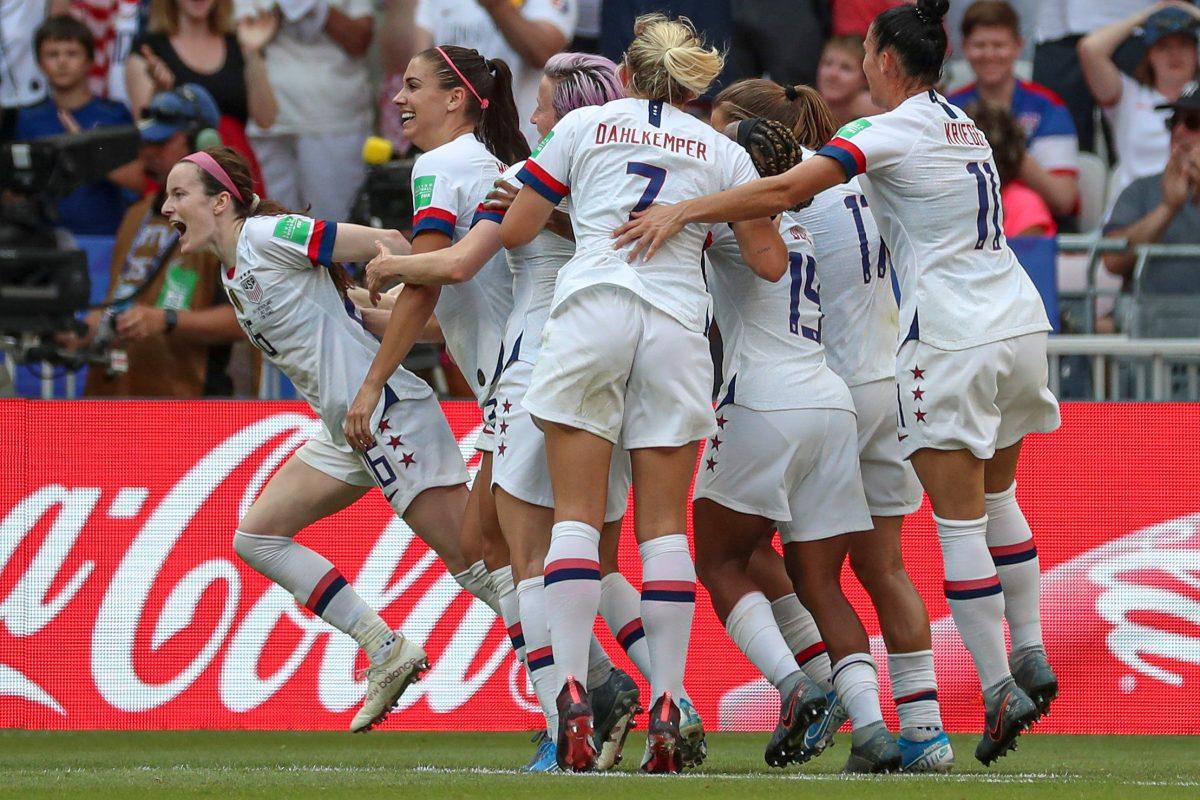 Estados Unidos conquista su cuarto Mundial femenino