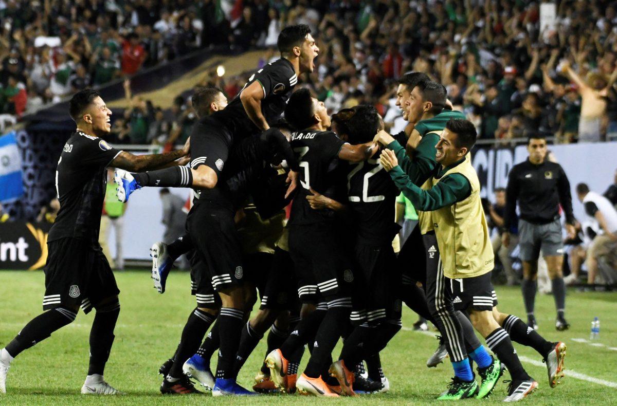 México se consagra campeón de la Copa Oro con golazo de Jonathan Dos Santos