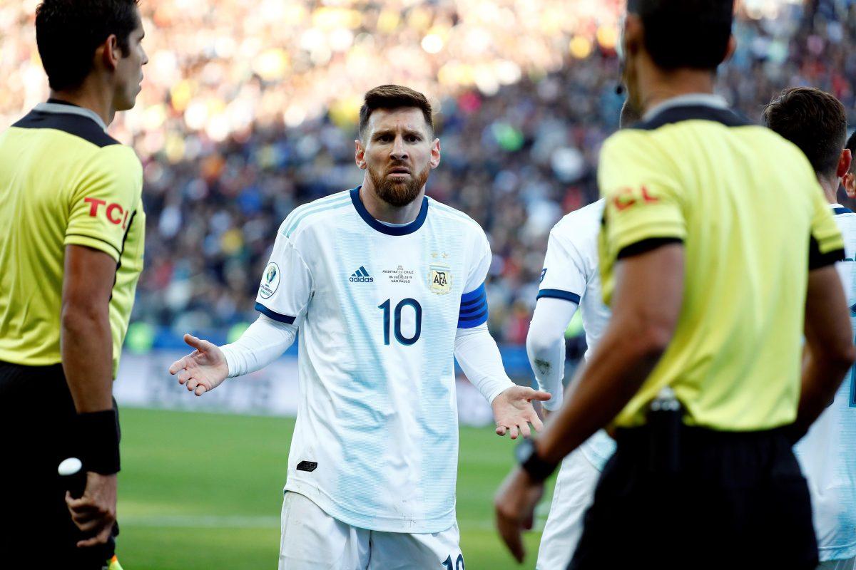 El reggae de Messi: El video que recopila las críticas del astro argentino en la Copa América