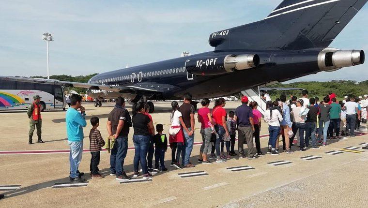 Los migrantes que entren por México hacia EE. UU. no podrán optar a asilo. (Foto Prensa Libre: Hemeroteca)