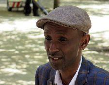 """Eric Eugène """"Toto"""" Murangwa sobrevivió al genocidio de Ruanda por dos razones: la suerte y el futbol. (Foto Prensa Libre: EFE)"""