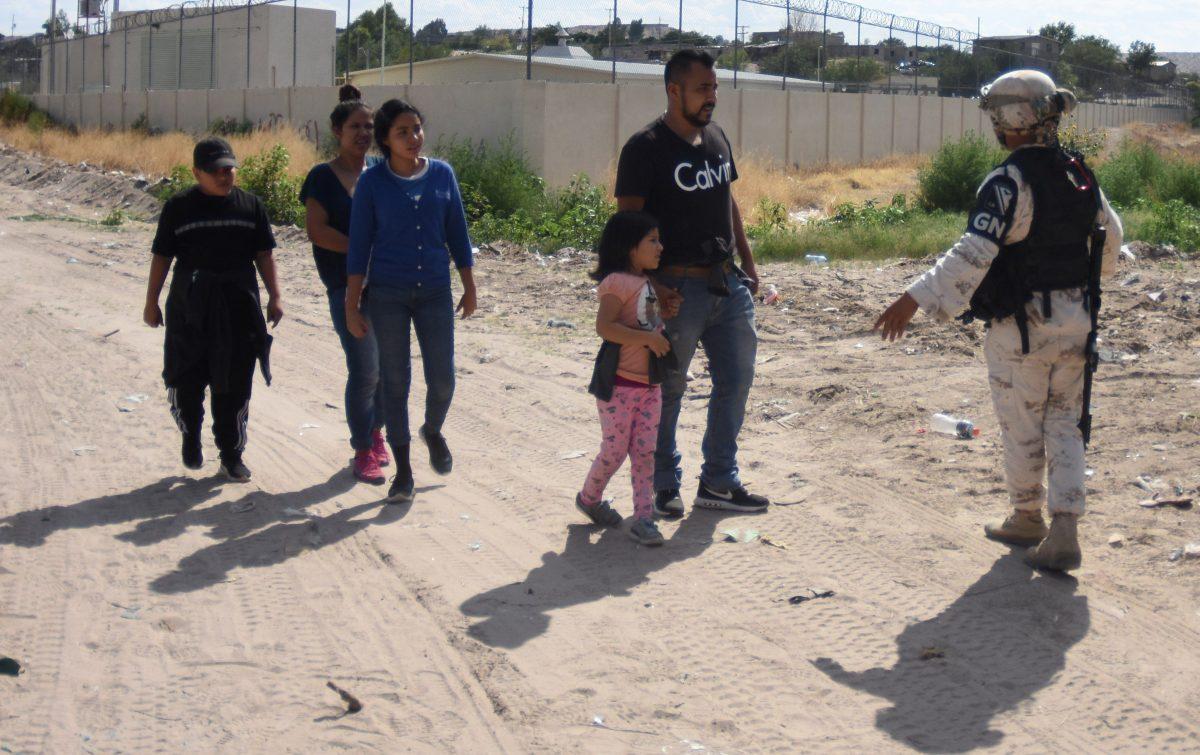 Nicaragüenses y salvadoreños son los migrantes que más solicitudes de refugio presentan a Guatemala