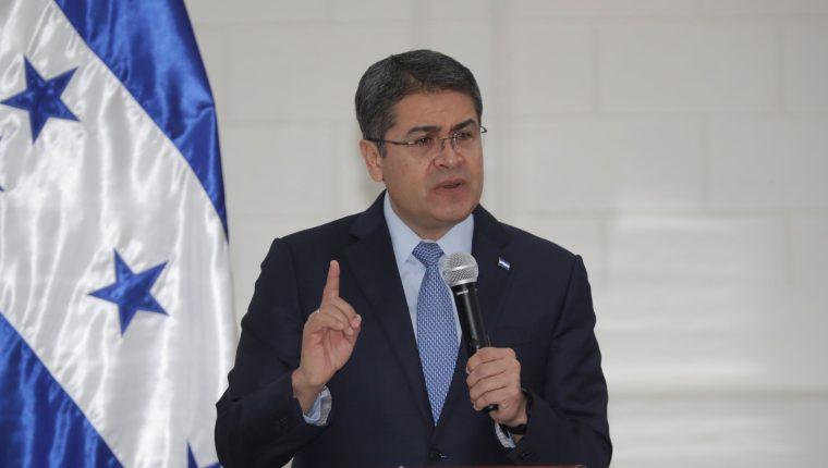 Resultado de imagen para presidente de honduras