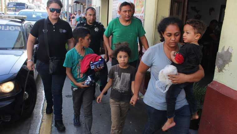 Miles de migrantes intentan cada año ingresar a EE. UU. que ahora ha puesto un cerrojo a las solicitudes de asilo. (Foto Prensa Libre: Hemeroteca PL)