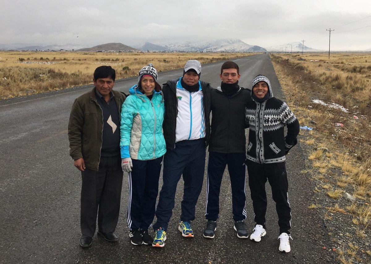 Julio Urías, entrenador de Marcha y el emotivo mensaje para sus pupilos