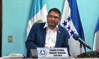 Gilmar Othmar Sánchez Herrera, diputado al Parlacen. (Foto Guatevisión: Hemeroteca).