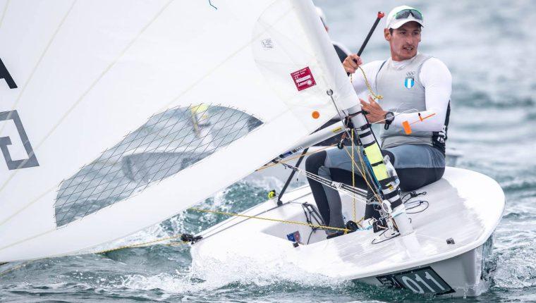 Juan Maegli busca su cuarta participación en Juegos Olímpicos. ( Foto COG).