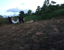 Jorge Cuc Cucul fue asesinado mientras trabajaba en su milpa, era dirigente campesino en Livingston, Izabal. (Foto Prensa Libe: Comité de Desarrollo Campesino / Facebook)