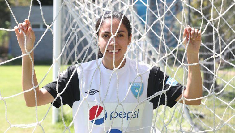 Ana Lucía Martínez analizó los rivales de Guatemala rumbo a Tokio 2020. (Foto Prensa Libre: Hemeroteca PL)