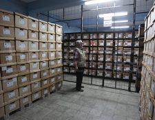 El Gobierno de Guatemala restringió el acceso público a los Archivos Históricos de la Policía. (Foto Hemeroteca PL)