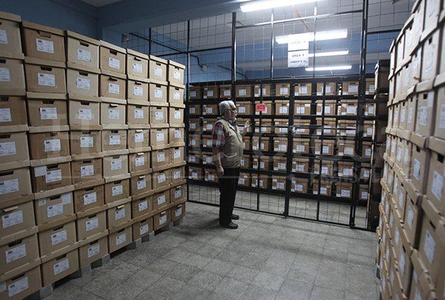 Gobierno de Guatemala restringe el acceso público al Archivo de la Policía Nacional