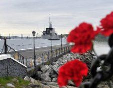 Rusia se negó a ofrecer detalles sobre el submarino en el que tuvo lugar el incendio. GETTY IMAGES