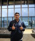 El velerista guatamteco Juan Ignacio Maegli es una de las principales cartas para ganar una medalla en Lima 2019. (Foto Prensa Libre: Carlos Vicente).