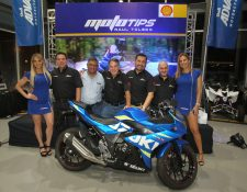 Presentaron la plataforma digital mototipsraultoledo, que capacitará a motociclistas. Foto Norvin Mendoza
