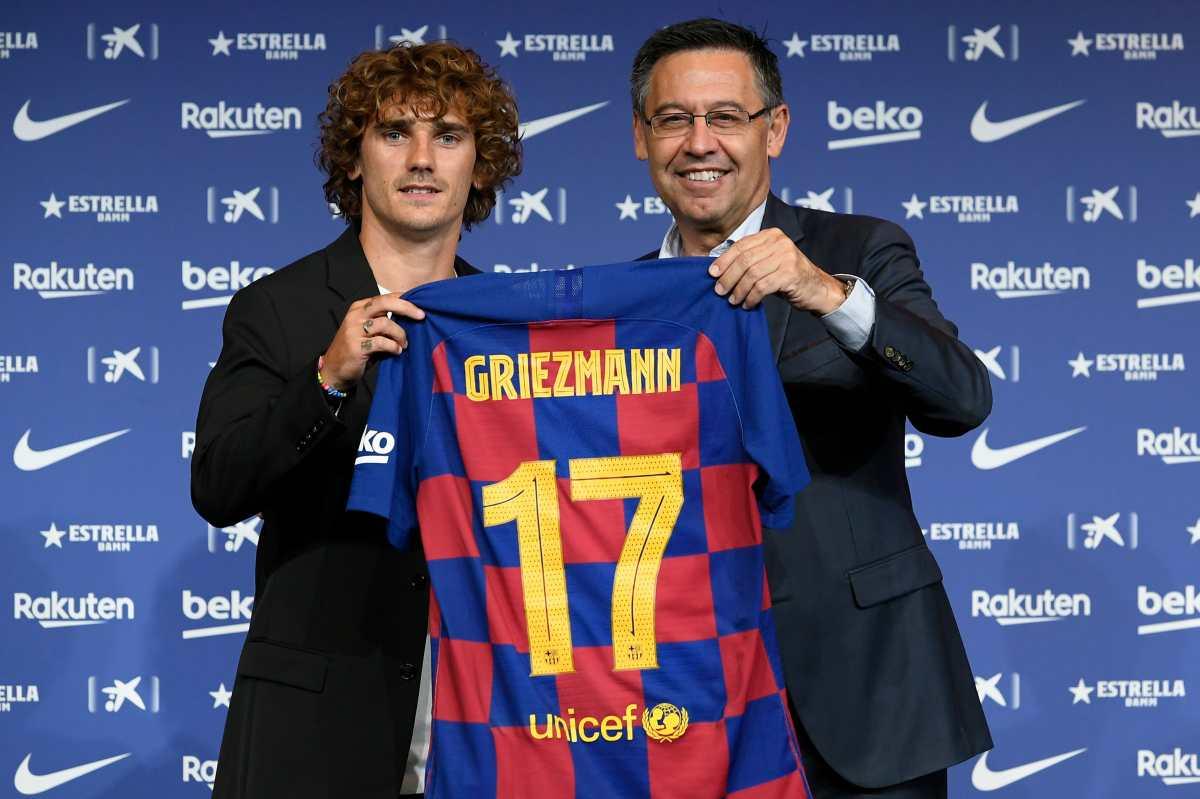"""""""La misma noche que fichan a Griezmann se percatan de que no hay dinero para hacerlo"""": Las terribles cuentas del Barsa que lo llevaron a la quiebra contable en marzo"""