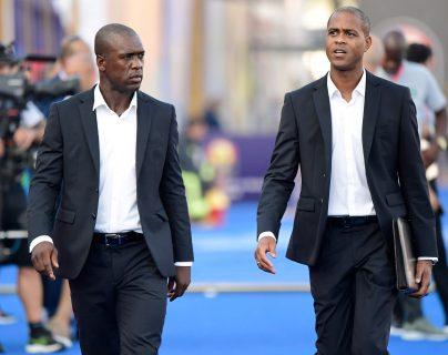 Clarence Seedorf ya no es más el entrenador de la Selección de Camerún. (Foto Prensa Libre: AFP)