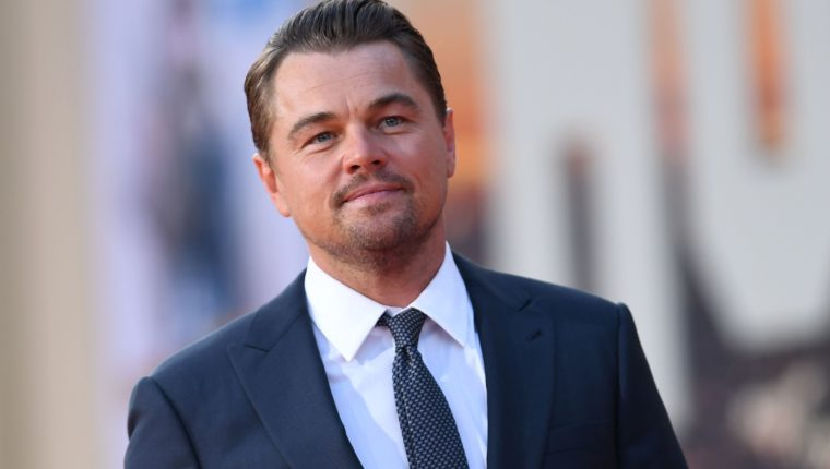 Leonardo DiCaprio dedica varios de sus post a las causas que apoya con su fundación. Foto Prensa Libre: archivo AFP