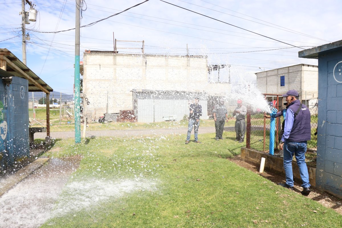 Concejo ratifica las tarifas del servicio de agua