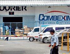 La Aduana Express Aéreo está dentro de las instalaciones de Combex-in, en la zona 13. (Foto, Prensa Libre: Hemeroteca PL).