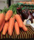 La agricultura familiar provee el 70 por ciento de los alimentos que se consumen en el país. (Foto Prensa Libre: Juan Diego González)
