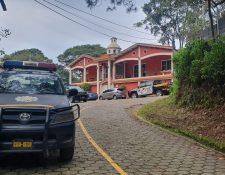 La Feci y la Cicig coordinan allanamientos en varios puntos del país. (Foto Prensa Libre: La Red)