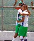 Antigua GFC comenzó el Apertura 2019 con el pie derecho. (Foto Prensa Libre: Julio Sicán)