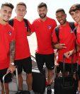 El Atlético de Madrid poco a poco a reformado su equipo para la siguiente temporada. (Foto Prensa Libre: Atlético de Madrid)