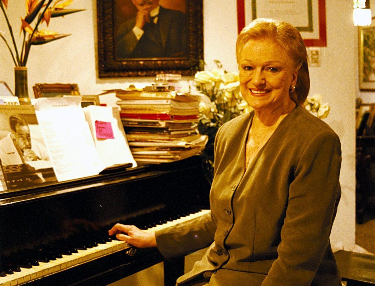 Barbara Bickford deja un legado de pasión por el canto y valor en la cultura