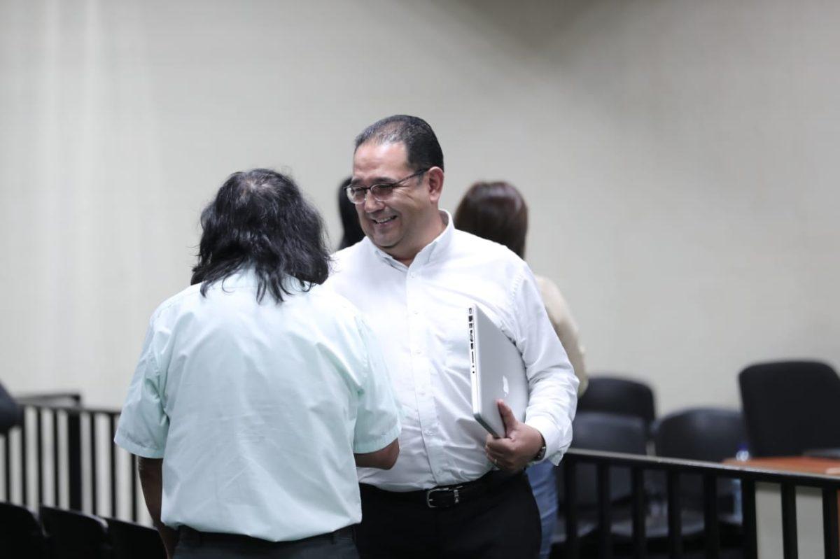 La conclusión de Sammy Morales se refiere a que no hubo fraude