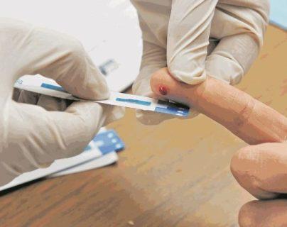 En Guatemala los casos  de VIH aumentaron un seis por ciento. (Foto Prensa Libre: Hemeroteca PL)