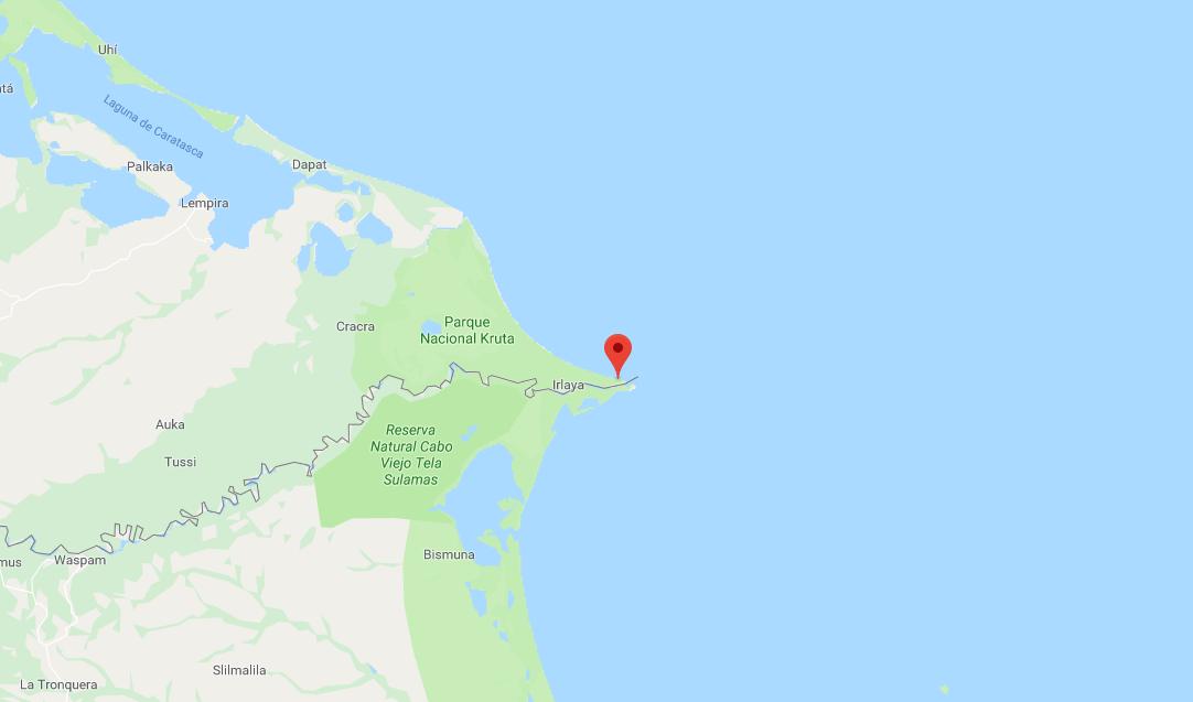 Al menos 26 personas mueren en naufragio en Caribe hondureño