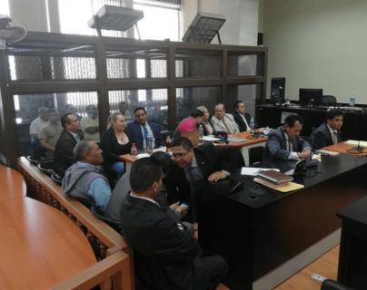 Jueza envía a debate a El Taquero y otros procesados por la muerte de Byron Lima
