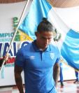 Carlos Salvador Estrada, el defensa de Comunicaciones, es el capitán de la Selección Sub 23. (Foto Prensa Libre: Francisco Sánchez)