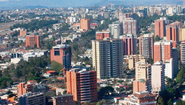 """La ciudad de Guatemala se posicionó en el primer lugar en la categoría """"Mejor ciudad para hacer negocios de acuerdo con la efectividad de costos"""", según el fDi American Cities of the, publicado este lunes. (Foto Prensa Libre; Hemeroteca)"""