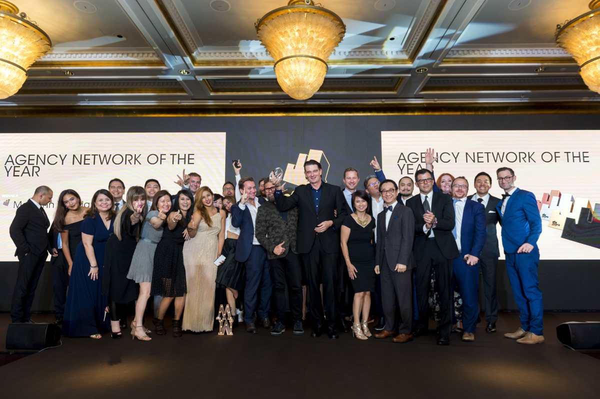 La reconocen como la red de agencias de publicidad más efectiva y creativa