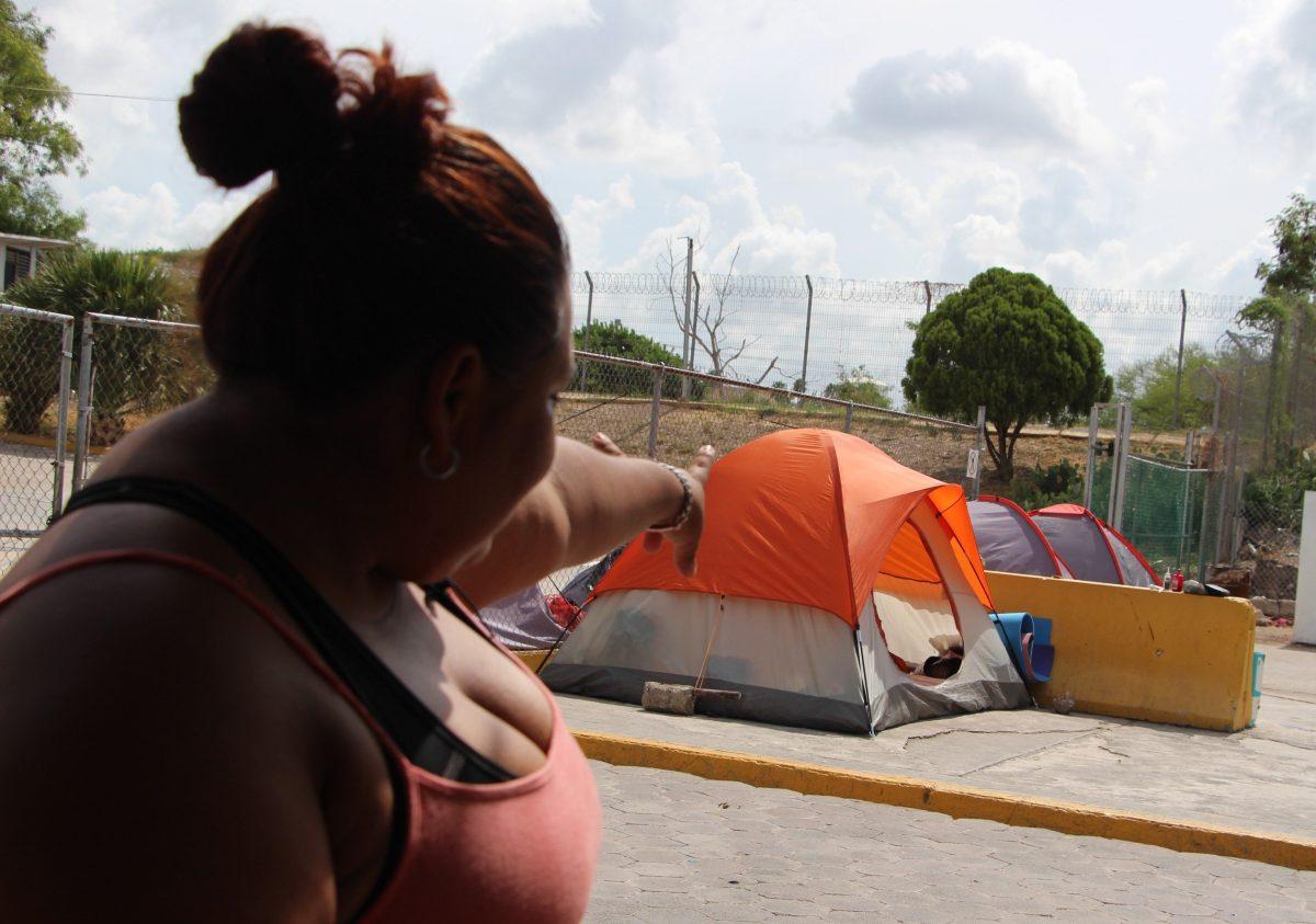 Historia de migrante hondureña es una muestra de los centenares que tienen esperanza de asilo en EE. UU.