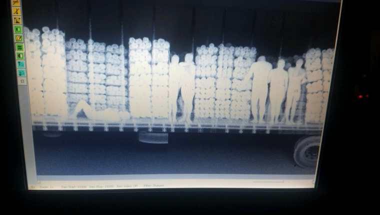 Las detencción de estas personas se hizo en la frontera de nogales, en Tucson, Arizona. (Foto Prensa Libre: U.S. Customs and Border Protection)