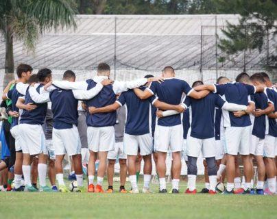 La Selección de Guatemala busca recuperarse después de la suspensión de casi dos años. (Foto Prensa Libre: Fedefut)