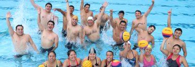 Los seleccionados se reportaron preparados para comenzar el torneo. (Foto Prensa Libre: Raúl Juárez)