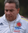 Didier Luna es el exentrenador de la Selección Sub 17 de Colombia acusado de acoso sexual. (Foto Prensa Libre: Federación colombiana de futbol)