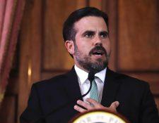 Ricardo Rosselló es el primer gobernador de la isla en renunciar. (Foto Prensa Libre: Hemeroteca PL)