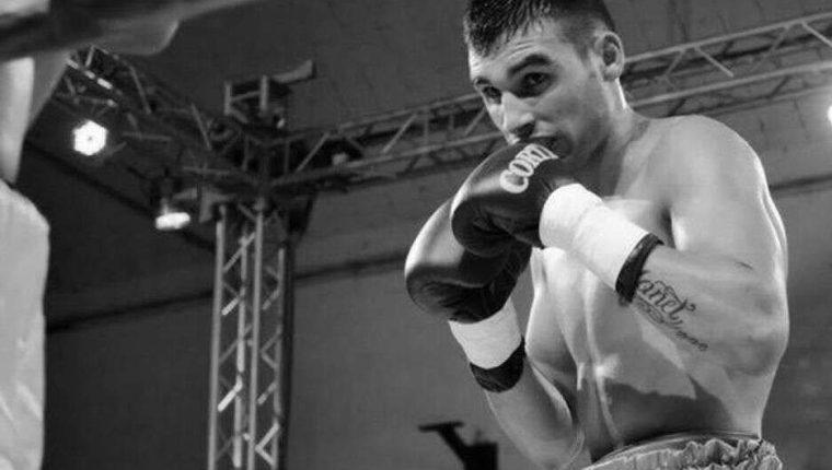 Hugo Santillán luchó varios días por su vida pero los golpes que sufrió el fin de semana en la pelea que perdió fueron fatales. (Foto Prensa Libre: Hemeroteca PL)